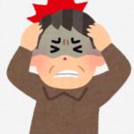 パニック障害体験談(脳梗塞)